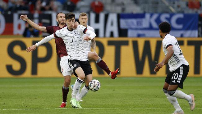 Berikut tujuh pemain muda yang berpeluang menjadi bintang di Euro 2020 (Euro 2021) mulai dari Pedri, Kai Havertz, hingga Phil Foden.