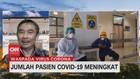 VIDEO: Peningkatan Jumlah Pasien Covid-19