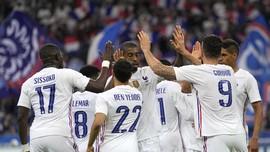 Meme Lucu Mbappe dan Giroud Ribut Jelang Euro 2020