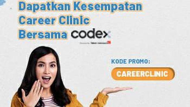 Pijar Mahir sebagai media pelatihan secara online berkolaborasi dengan Codex yang merupakan tim perekrut resmi khusus talenta digital untuk Telkom.