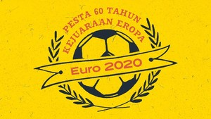 VIDEO: Euro 2020, Pesta 60 Tahun Kejuaraan Eropa