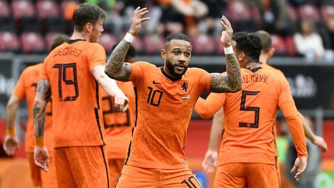 Timnas Belanda memiliki daftar pemain skuad yang tidak bisa diremehkan saat tampil di Piala Eropa Euro 2020/2021.