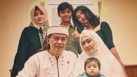 <p>Mel Shandy menikah dengan Danny secara sederhana pada 12 Juni di Bandung. (Foto: Instagram @melshandymel)</p>