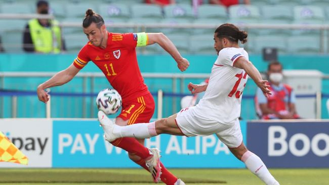 Turki akan menghadapi Wales dalam laga lanjutan Grup A Euro 2020 (Euro 2021). Berikut prediksi Turki vs Wales.