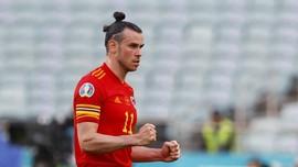 Gagal Kalahkan Swiss, Bale Sebut Wales Kepanasan di Euro 2020