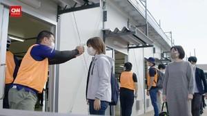 VIDEO: 10 Ribu Relawan Olimpiade Tokyo 2020 Mengundurkan Diri