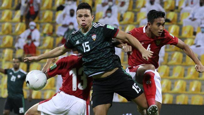 Timnas Indonesia akan melawan Taiwan pada playoff Kualifikasi Piala Asia 2023 sesuai hasil drawing yang dilakukan AFC pada Kamis (24/6).