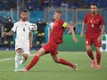 Leonardo Spinazzola, Man of The Match Turki vs Italia