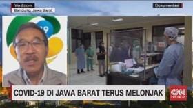 VIDEO: Covid-19 di Jawa Barat Terus Melonjak