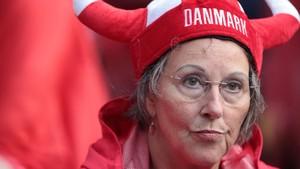 FOTO: Haru dan Cinta untuk Eriksen di Euro 2020