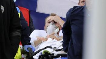 Kondisi Terkini Eriksen Usai Pingsan di Euro 2020