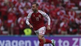 Christian Eriksen, Bintang Denmark yang Pingsan di Euro 2020