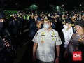 Anies: Kasus Aktif Covid Naik 50 Persen, BOR Capai 75 Persen