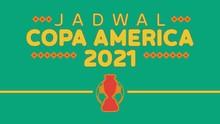 INFOGRAFIS: Jadwal Copa America 2021