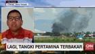 VIDEO: Lagi, Tanki Pertamina Terbakar