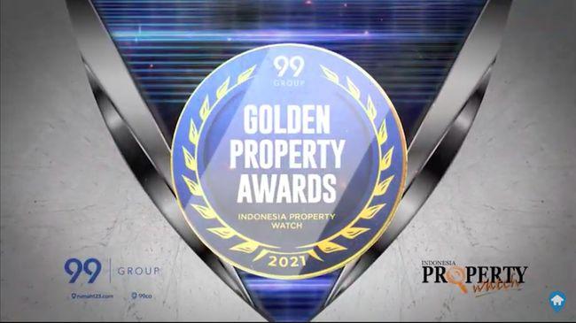 Berkolaborasi dengan Indonesia Property Watch, Rumah123.com dan 99.co menyelenggarakan Golden Property Awards 2021.