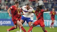3 Syarat Belgia Jadi Juara Grup B Euro 2020