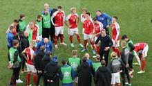 Schmeichel: Pemain Denmark Dipaksa UEFA Melawan Finlandia
