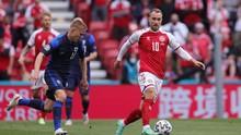 Christian Eriksen, Star of The Match Denmark vs Finlandia