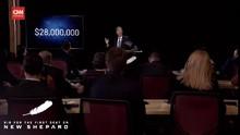 VIDEO:Orang Misterius Bayar Rp400 M Demi Terbang Bareng Bezos