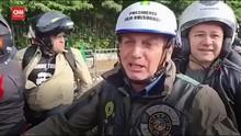 VIDEO: Gara-gara Tak Pakai Masker, Presiden Brasil Kena Denda