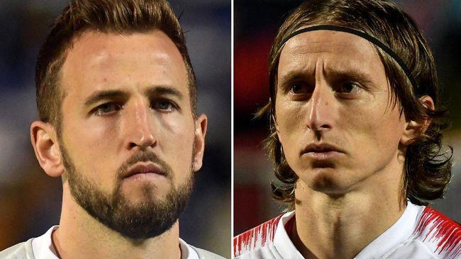 Berikut tiga tanda timnas Inggris kalah dari Kroasia pada laga perdana Grup D Euro 2020 (Euro 2021) di Stadion Wembley, Minggu (13/6).