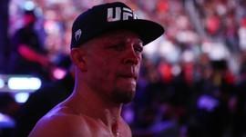 Nate Diaz di UFC 263: Saat Kekalahan Disambut Tepuk Tangan