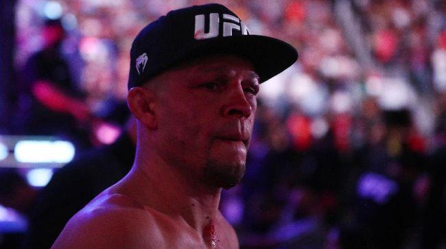 Nate Diaz kalah dari Leon Edwards di UFC 263. Namun Nate Diaz berhasil menunjukkan hiburan luar biasa kepada para penonton.