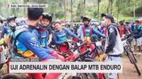 VIDEO: Uji Adrenalin dengan Balap MTB Enduro