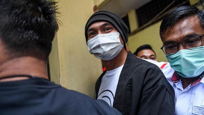 Polisi Tes Urine Anji Usai Ditangkap Terkait Ganja