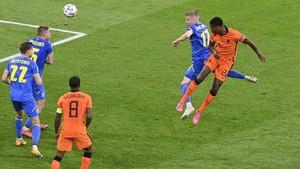 FOTO: Drama Lima Gol Belanda vs Ukraina di Euro 2020