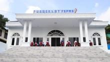 Menaker Resmikan Pusdiklat FSPMI di Bogor: SDM Sangat Vital