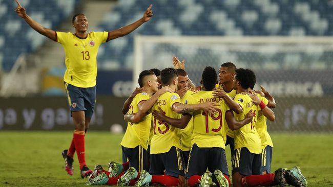 Pasien infeksi Covid-19 klaster Copa America 2021 kini mencapai 52 orang.