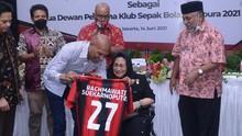 Rachmawati Soekarnoputri Jadi Ketua Dewan Pembina Persipura