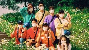 Suasana Haru Episode Terakhir Lee Kwang-soo di Running Man