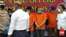 Pesta Narkoba, Sekda Nias Utara Ditangkap di Tempat Hiburan