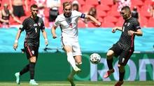 Euro 2020: Modal Buruk Kane Jelang Inggris vs Skotlandia