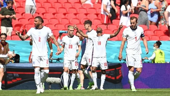 Ceko vs Inggris: The Three Lions Tak Takut Portugal-Jerman