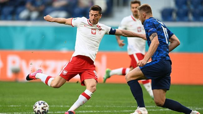 Spanyol dan Polandia sama-sama berada situasi sulit dan ingin meraih poin di laga penyisihan Grup D Euro 2020 (Euro 2021).