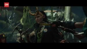 VIDEO: Makna Mendalam di Balik Serial Loki