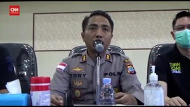 VIDEO: Polisi Umumkan Hasil Autopsi Sementara Wabup Sangihe