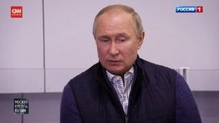 VIDEO: Putin Berharap Bisa Perbaiki Komunikasi dengan Biden