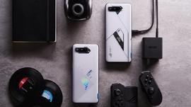 Asus Resmi Luncurkan ROG Phone 5 Series di Indonesia