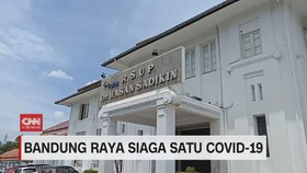 VIDEO: Bandung Raya Siaga Satu Covid-19