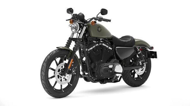 Harley-Davidson menjual total 10 model di Indonesia, banderol termurah Rp420 juta sedangkan yang termahal tembus Rp1 miliar.