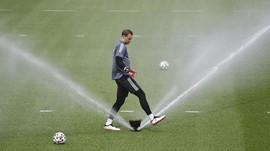 Prancis vs Jerman di Euro, Panser Menolak Jadi Underdog