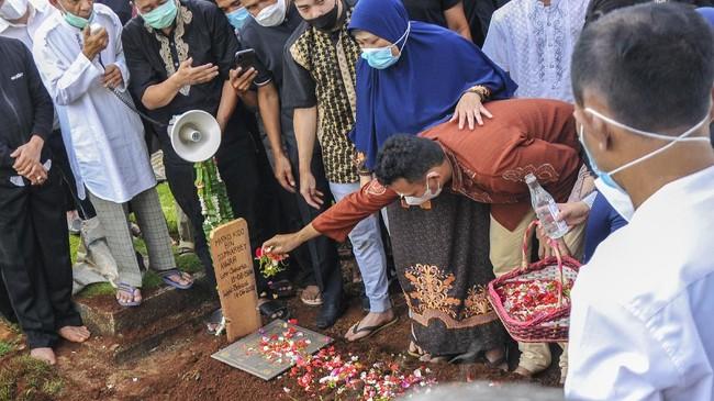 Polenik Markis Kido Tak Dimakamkan di Taman Makam Pahlawan