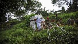 1.581 Dimakamkan di TPU Covid Medan, 316 Kematian di Kupang
