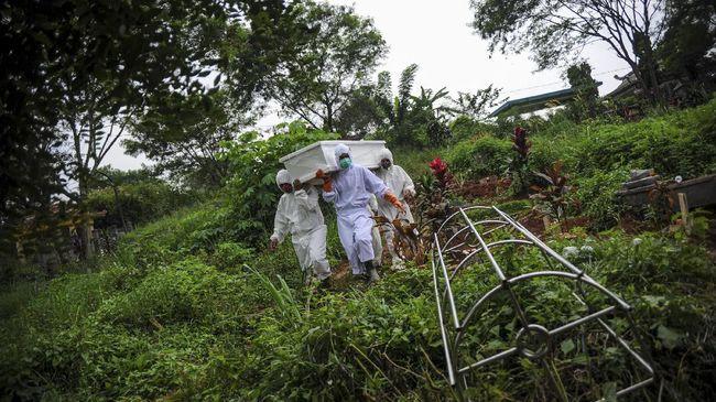 Walkot Medan mengungkapkan kasus kematian akibat Covid-19 di wilayahnya mencapai 3,2 persen, sementara di Kupang tercatat rekor kematian tertinggi daerah itu.