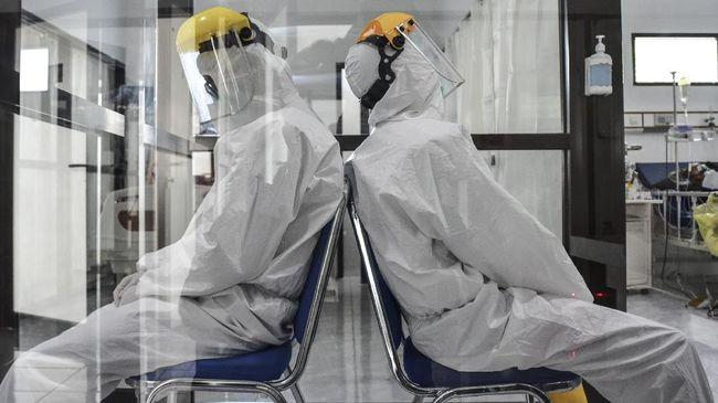 Koalisi Warga Lapor Covid-19 mencatat 74 nakes gugur dalam tiga hari terakhir sehingga total 1.141 nakes meninggal sejak pandemi.